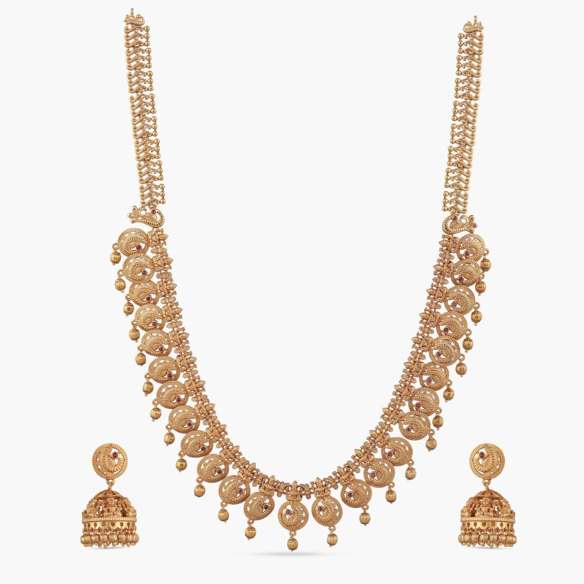 Nipun Antique Long Necklace Set