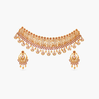 Nikunj Antique Choker Set