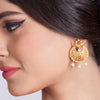 Lohit Chandbali Earrings