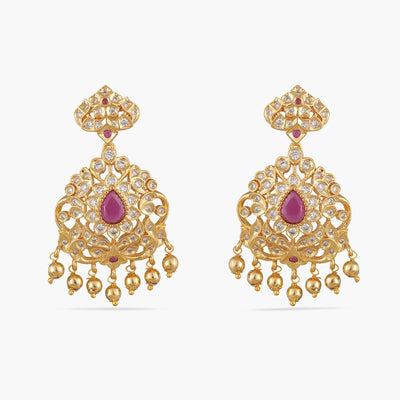 Rai Nakshatra CZ Earrings