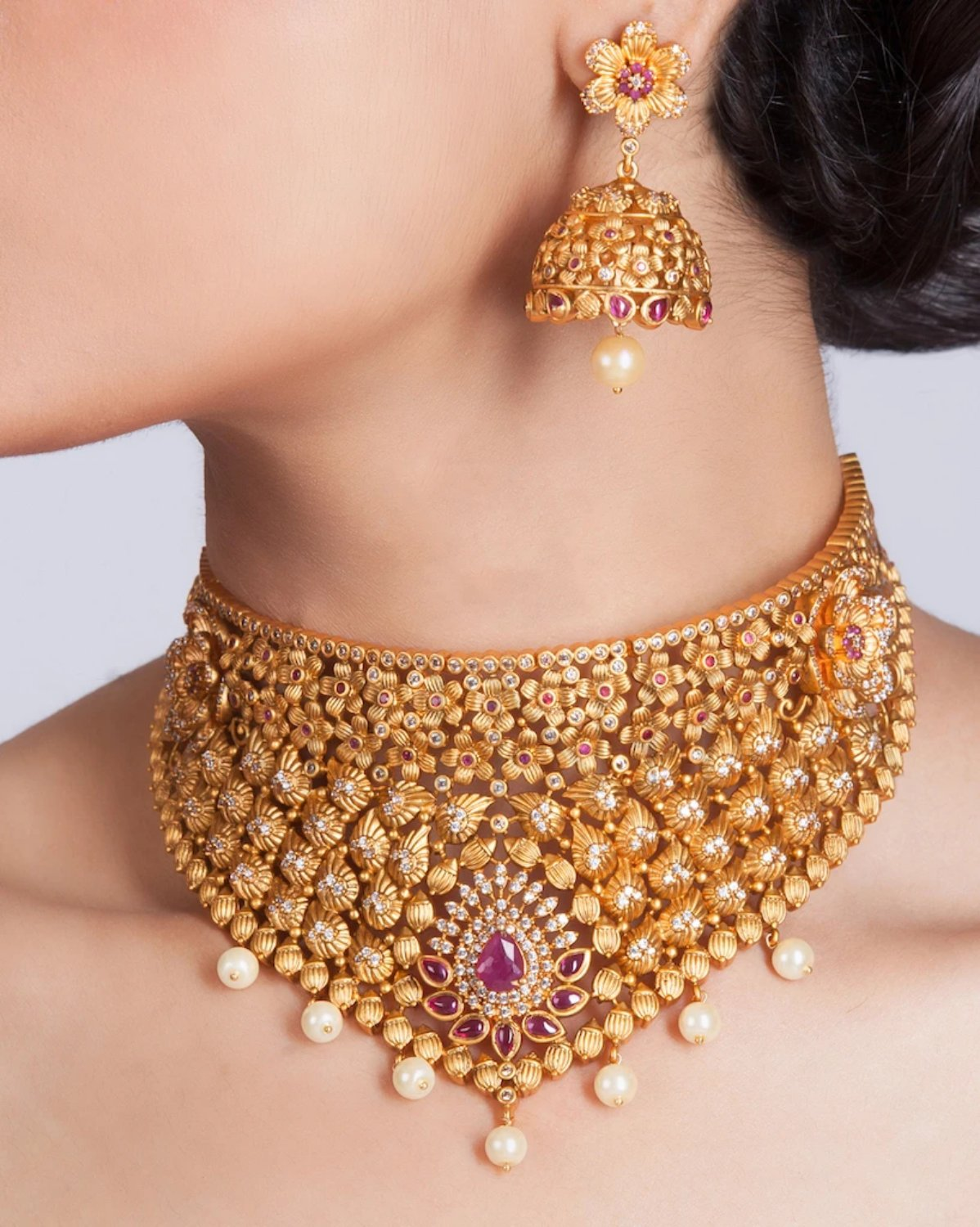 Vatika Antique Choker Set