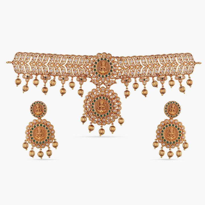 Anali Antique Choker Set