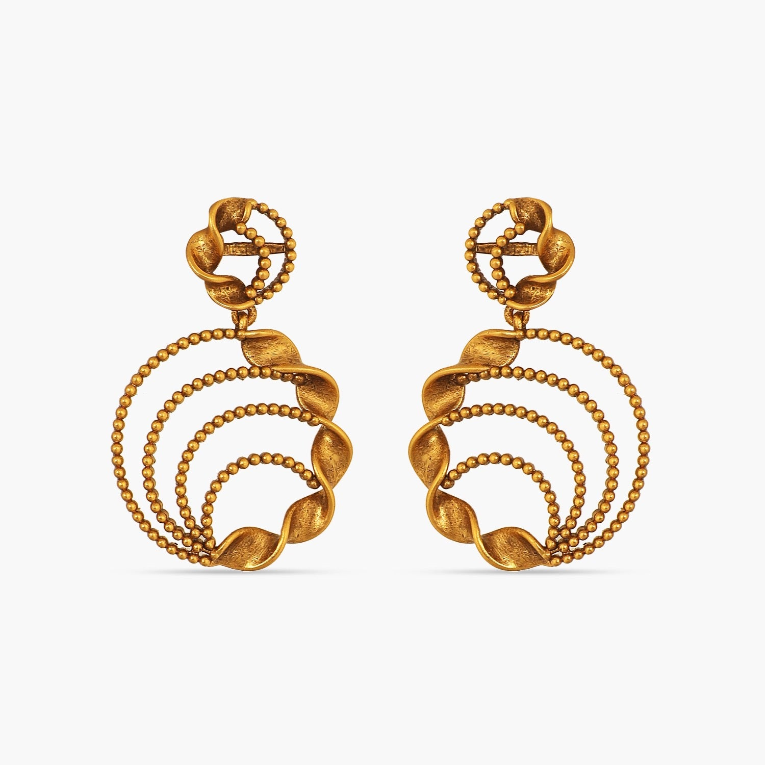 Maissa Delicate Touch Earrings
