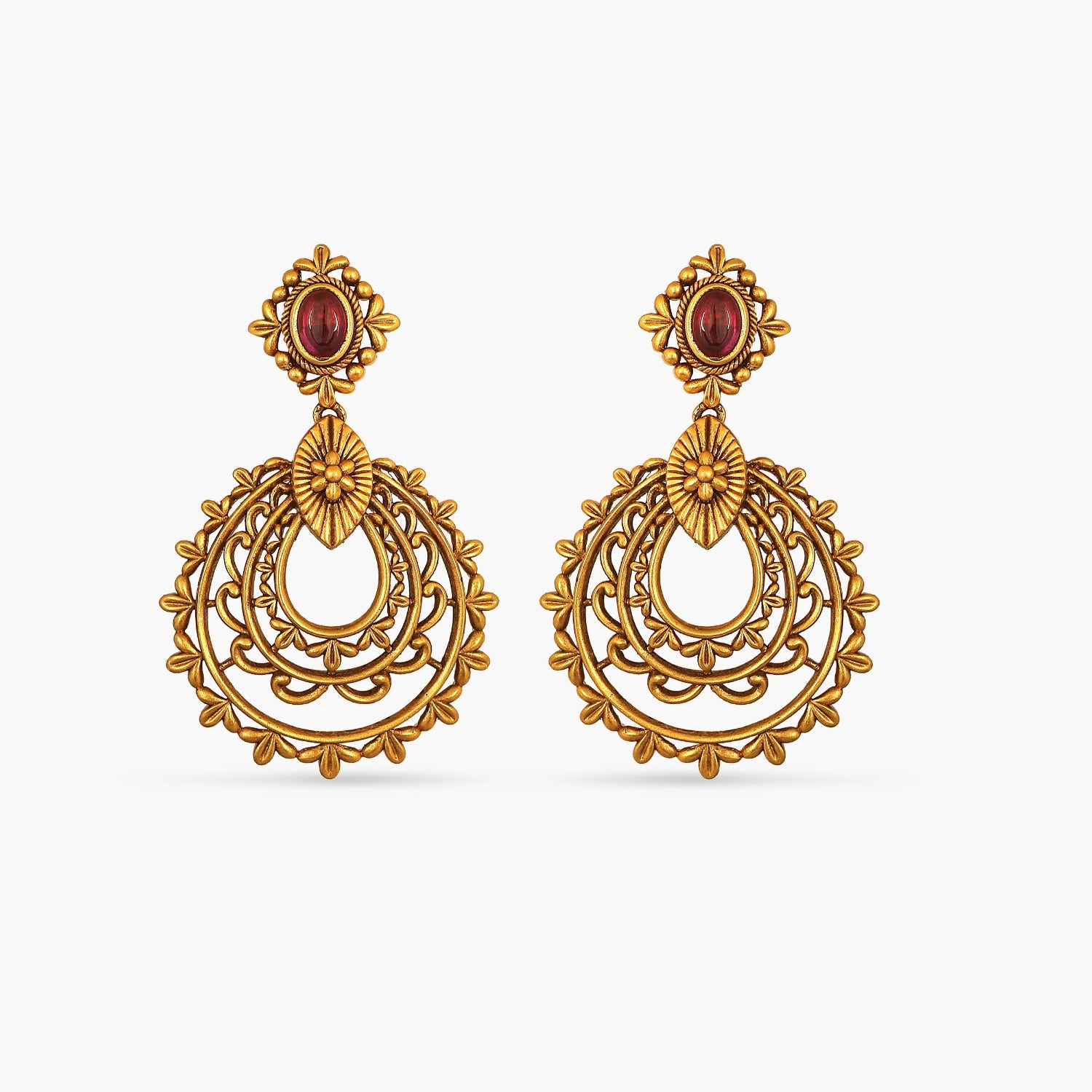 Koshin Frills Earrings