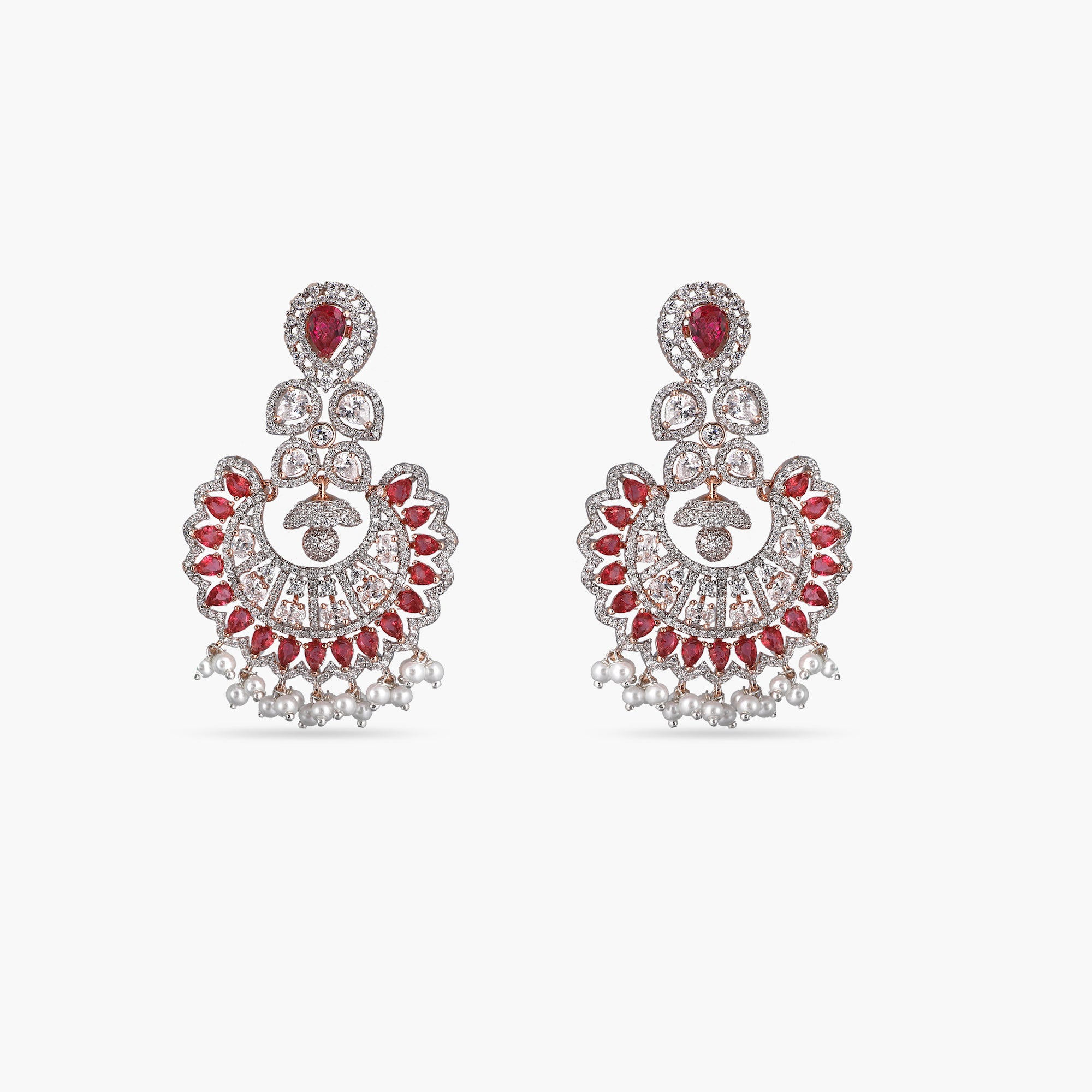 Dazi Nakshatra CZ Earrings