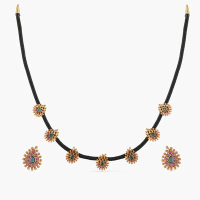 Makul Antique Necklace Set
