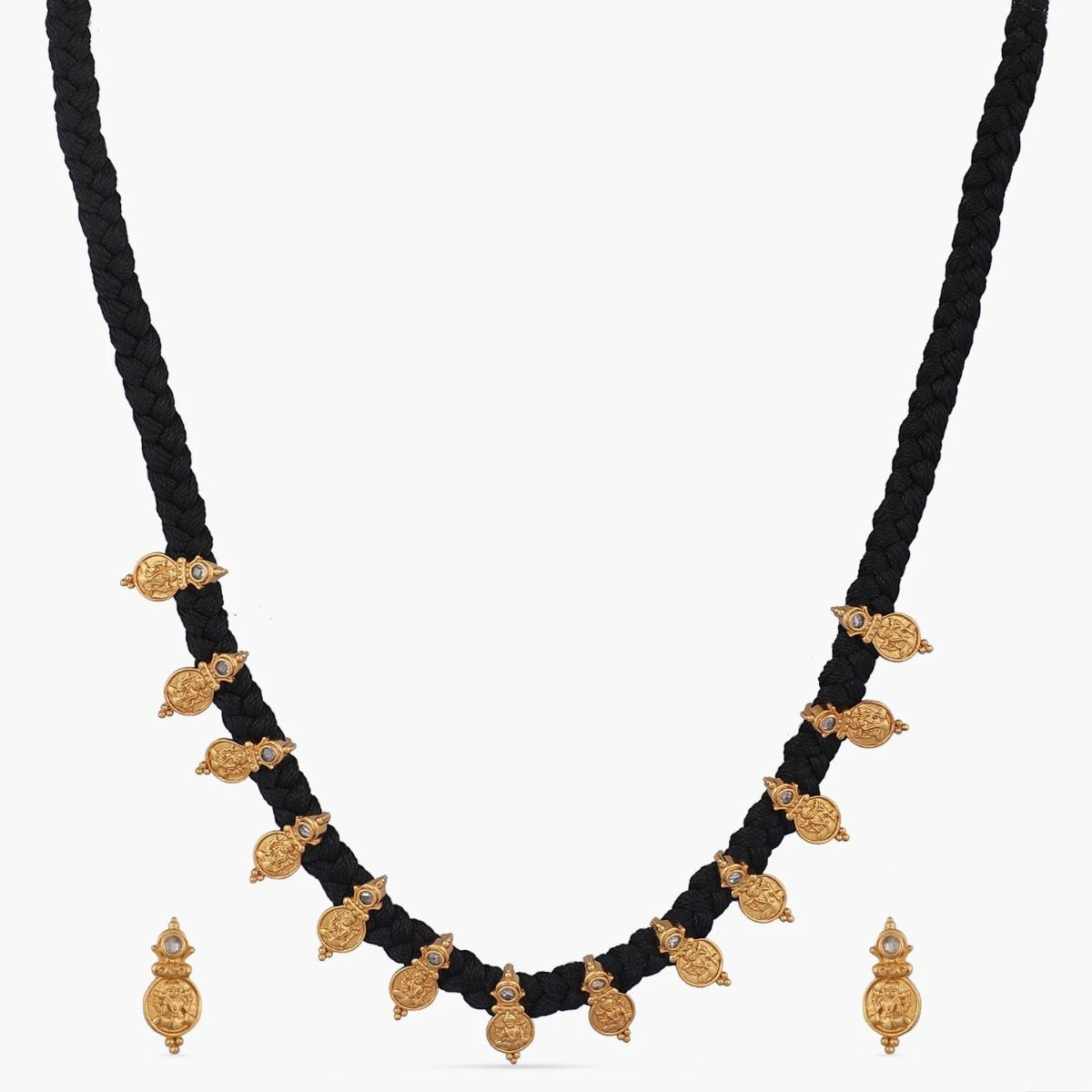Geet Antique Necklace Set