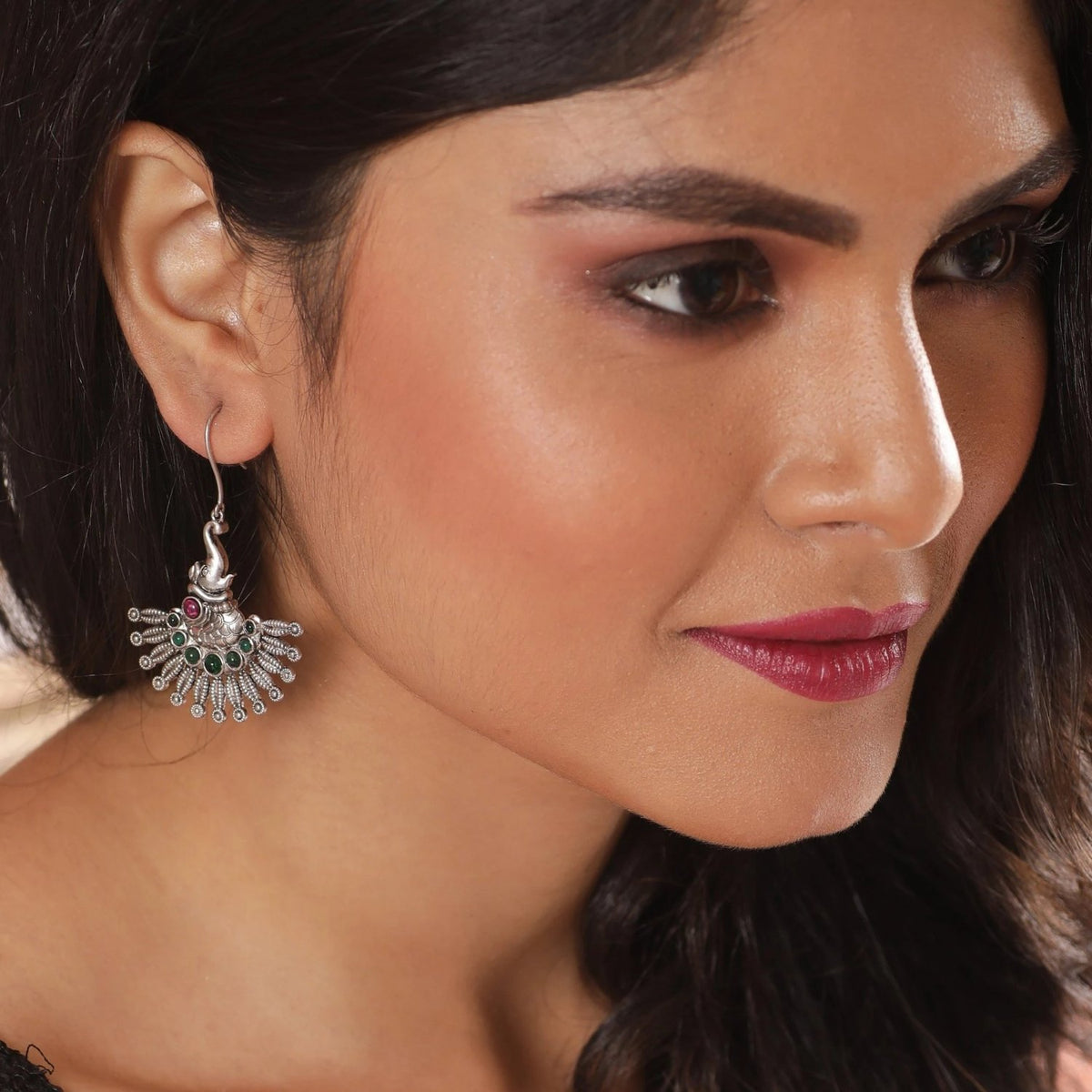 Mayra Antique Earrings