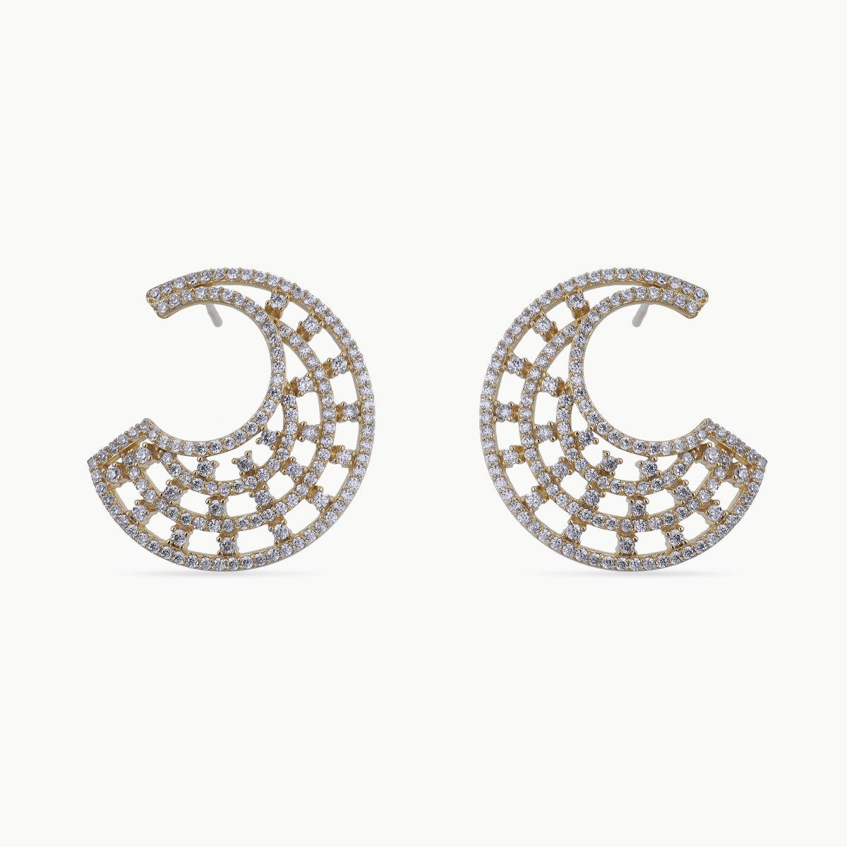 Loona Nakshatra CZ Earrings