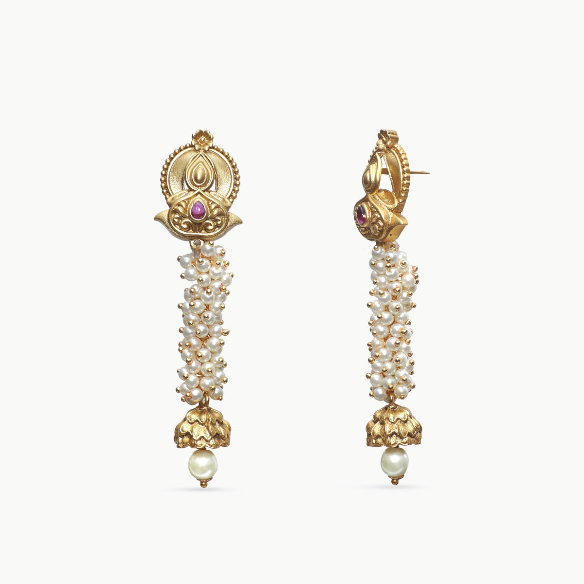 Indira Antique Earrings