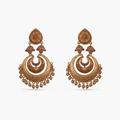 Ganika Antique Earrrings