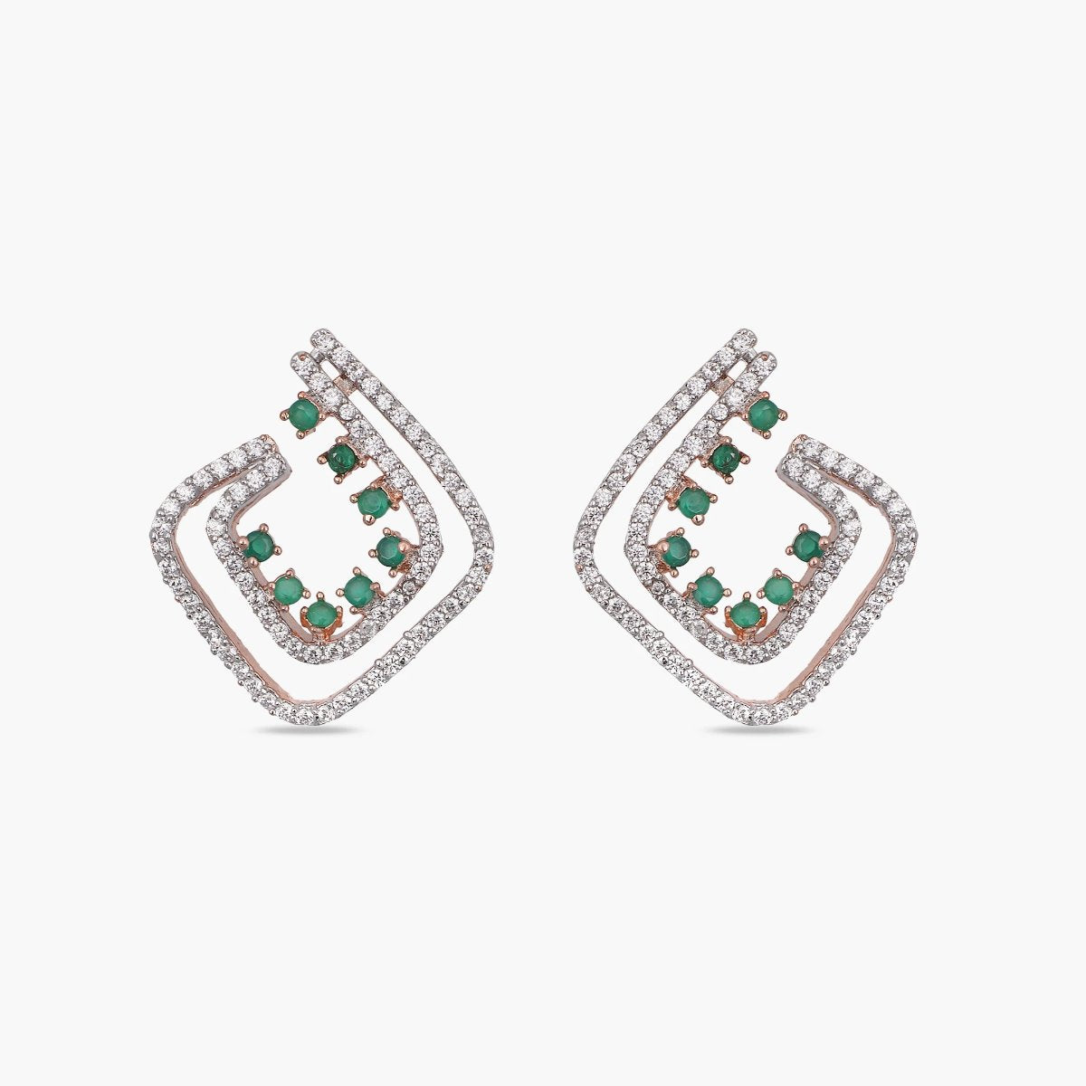 Rabhya Nakshatra CZ Earrings