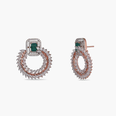 Sahima Nakshatra CZ Earrings