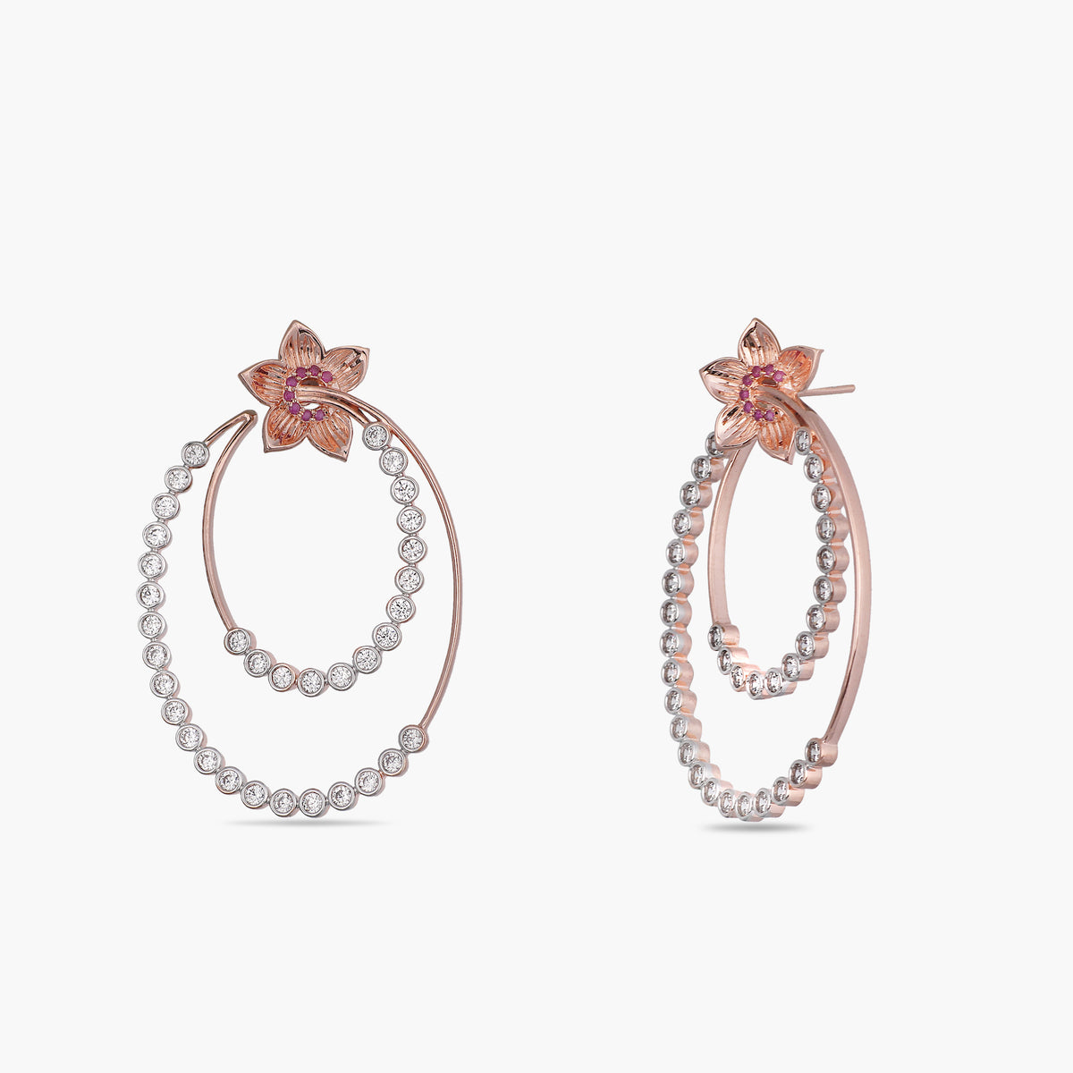 Ranie Nakshatra CZ Earrings