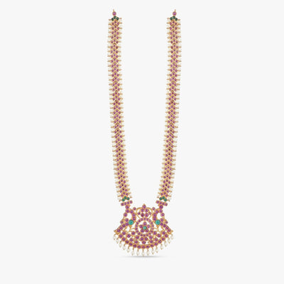 Devika Antique Long Necklace