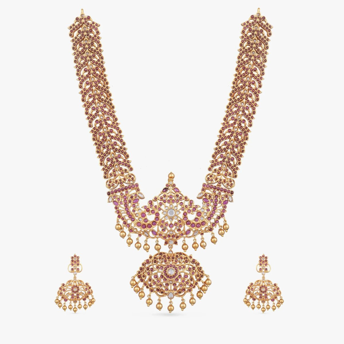 Arni Antique Necklace Set