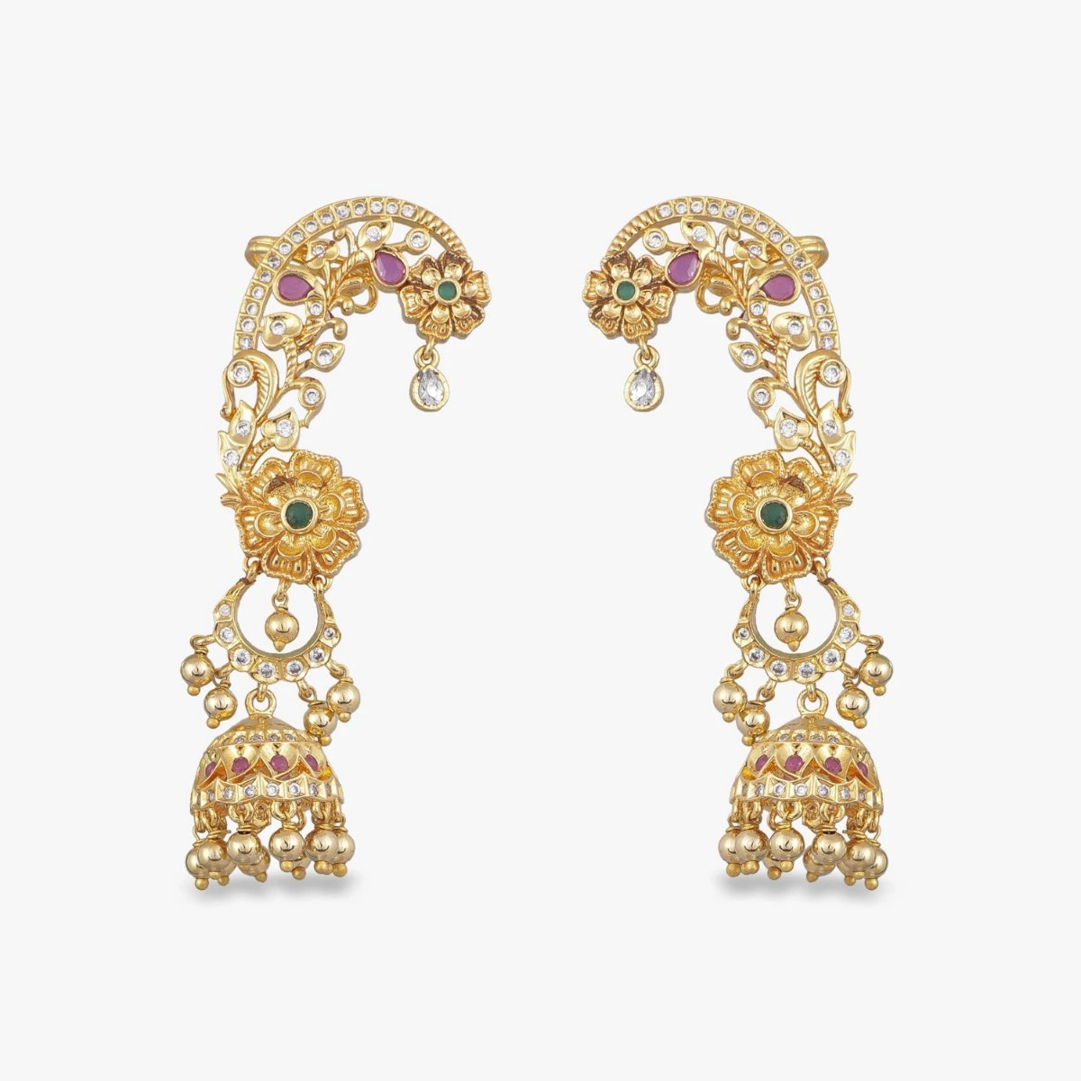 Ragini Nakshatra CZ Earrings