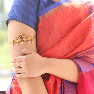 Udhyan Antique Armlets