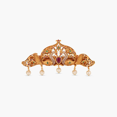 Nratya Antique Hair Clip
