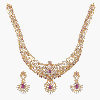 Deval Necklace Set