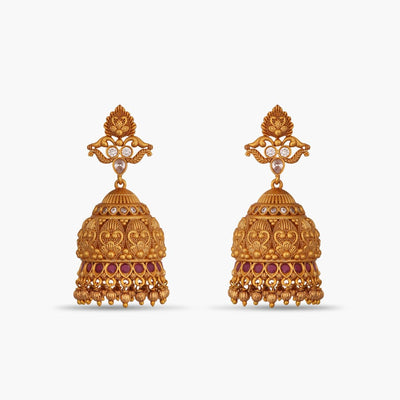 Antara Antique Earrings