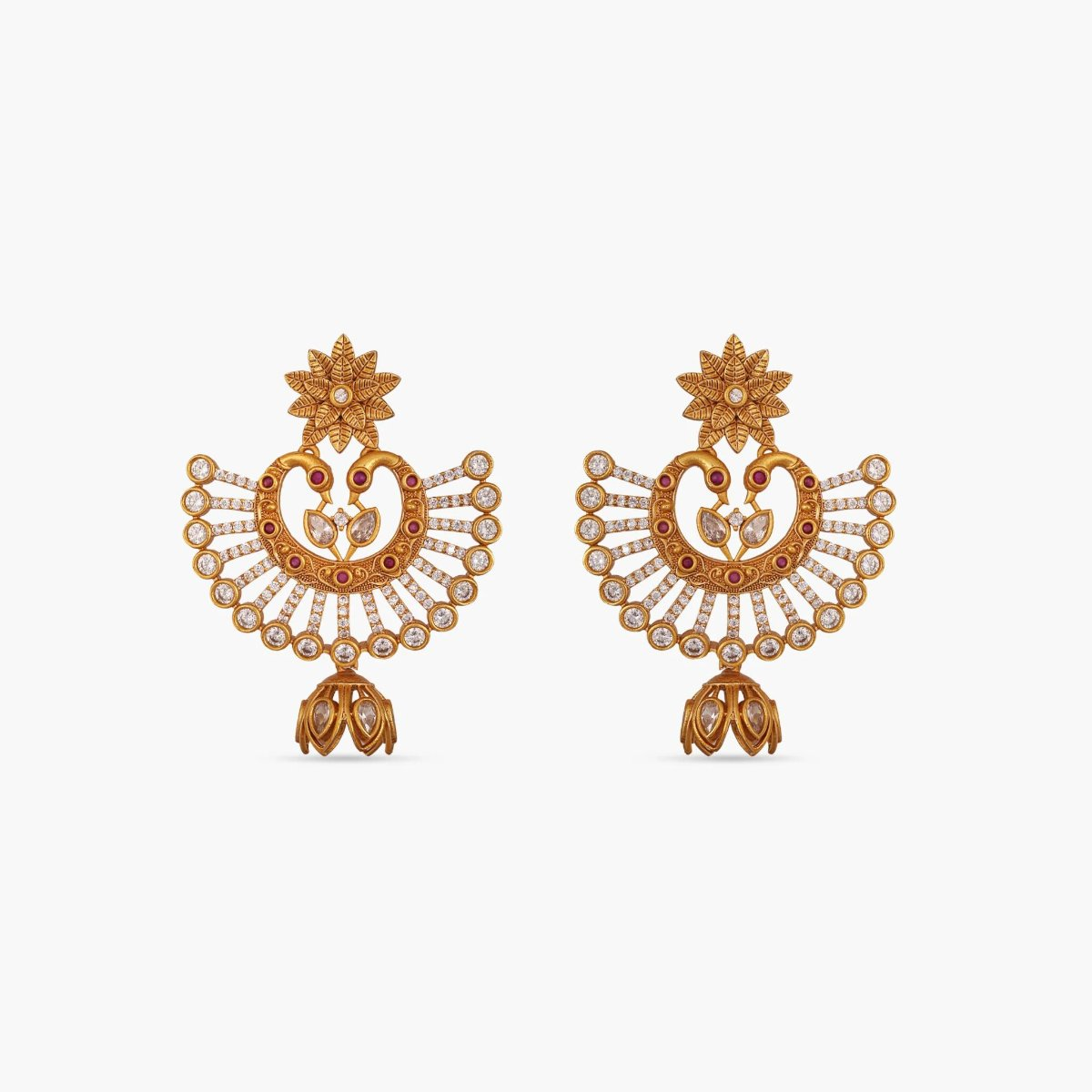 Mileya Antique Earrings