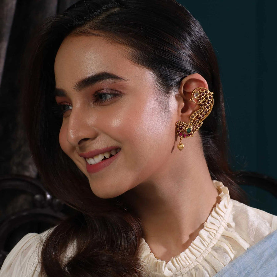 Disha Antique Earrings