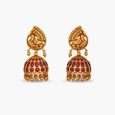 Lohaiya Antique Earrings