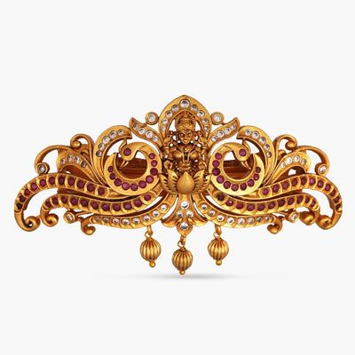 Eta Antique Hair Clip by Tarinika