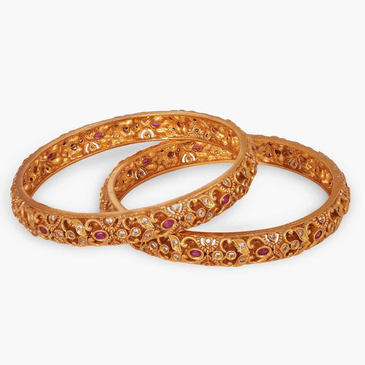 Aarvi Antique Bangles