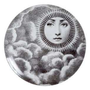 Fornasetti plate Theme & Variations series no 101