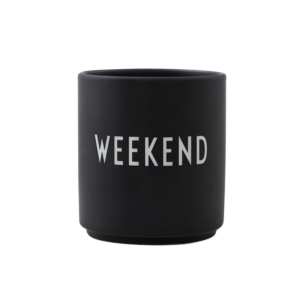 Favourite Cup WEEKEND (Black)