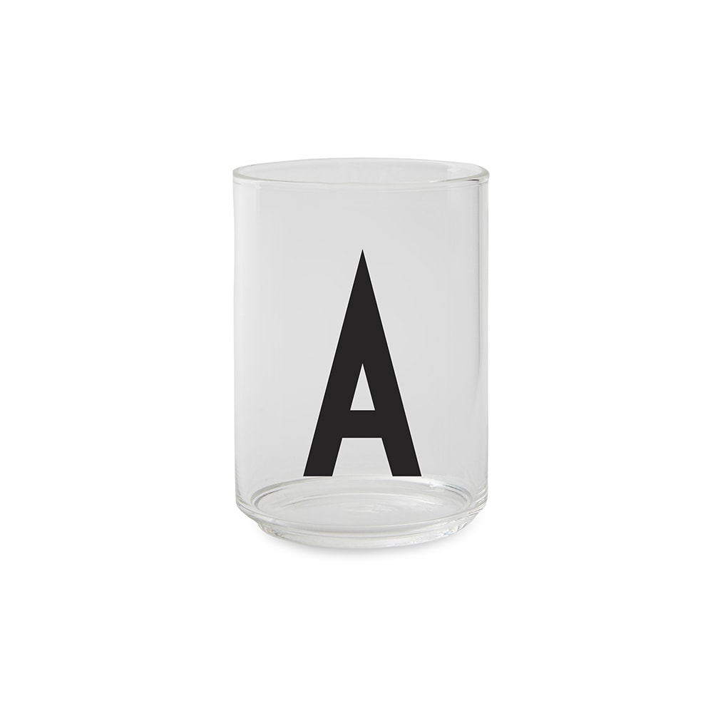Personal Drinking Glass A-Z