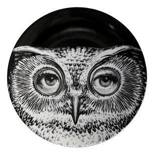 Fornasetti plate Theme & Variations series no 105