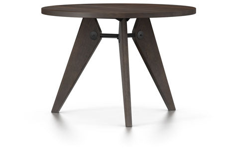 "Guéridon Table by Jean Prouvé, 41.3"" diam"