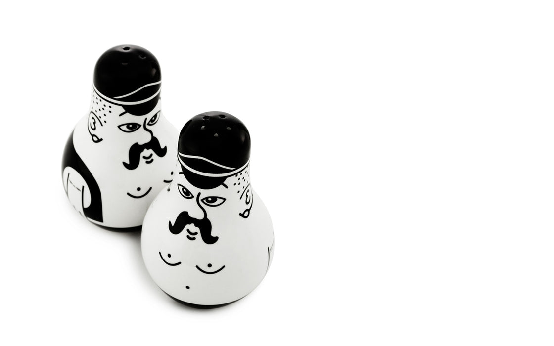 Friends Salt & Pepper Set by Normann Copenhagen