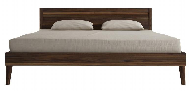 American Black Walnut platform bed