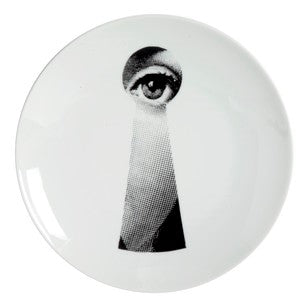 Fornasetti plate Theme & Variations series no 014
