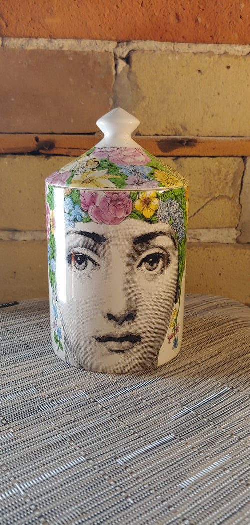 Fornasetti candle Flora 300g