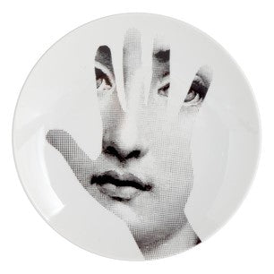 Fornasetti plate Theme & Variations series no 015