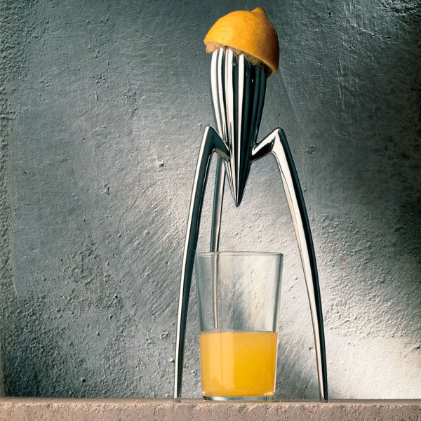 Juicy Salif citrus squeezer, juicer by Philippe Starck