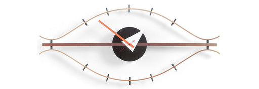 Eye clock by George Nelson for Vitra