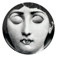 Fornasetti plate Theme & Variations series no 017