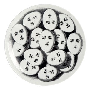 Fornasetti plate Theme & Variations series no 187