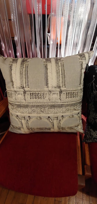 Fornasetti large pillows