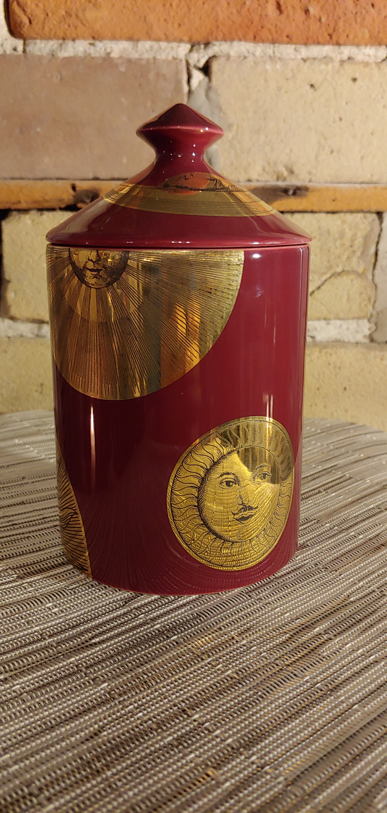 Fornasetti candle Suns 300g