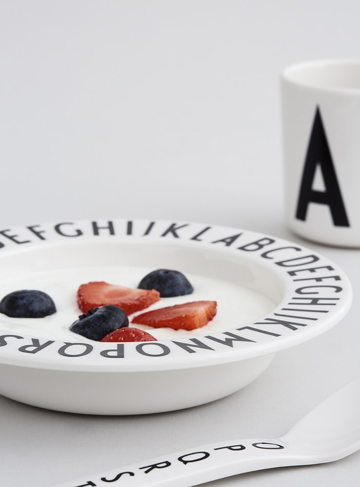 Personal Melamine cup A-Z