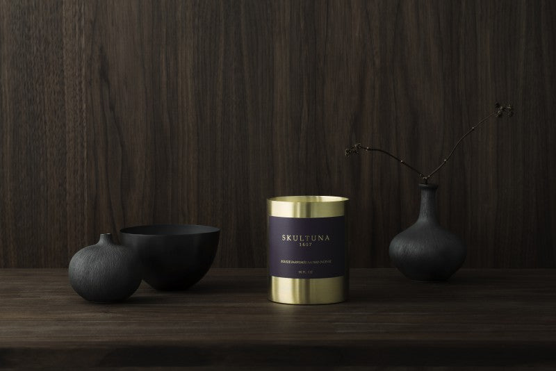 SKULTUNA SCENTED CANDLES - SACRED INCENSE