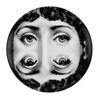 Fornasetti plate Theme & Variations series no 020