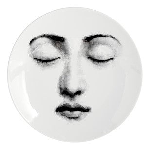 Fornasetti plate Theme & Variations series no 213
